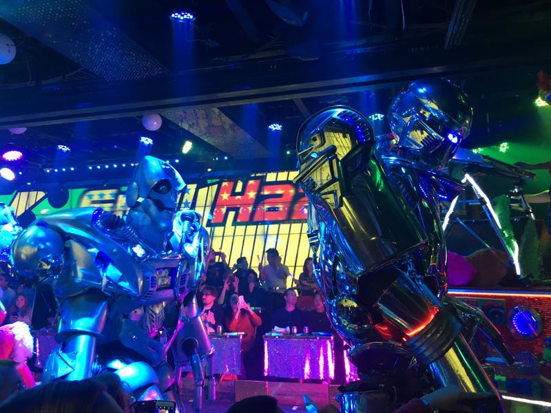 Robot Restaurant Tokyo