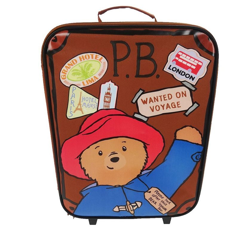 10 best suitcases for children