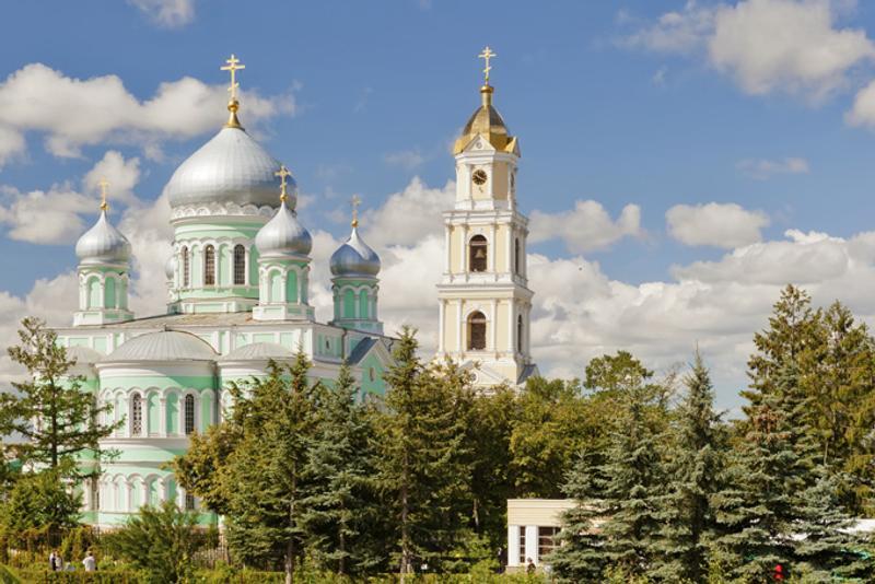Серафимо-Дивеевский монастырь, Россия