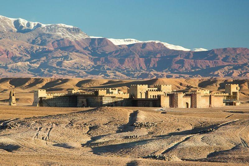 Atlas Studios Ouarzazate