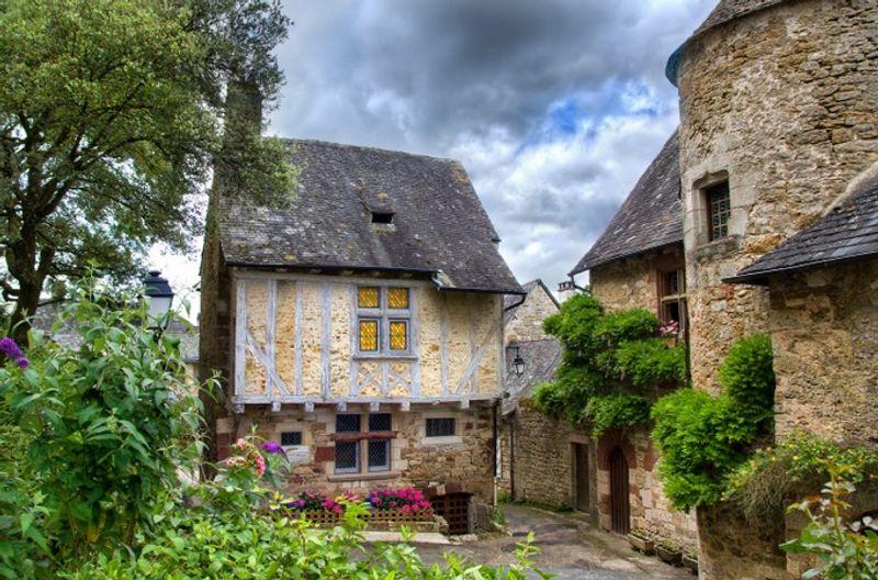 Turenne, Corrèze