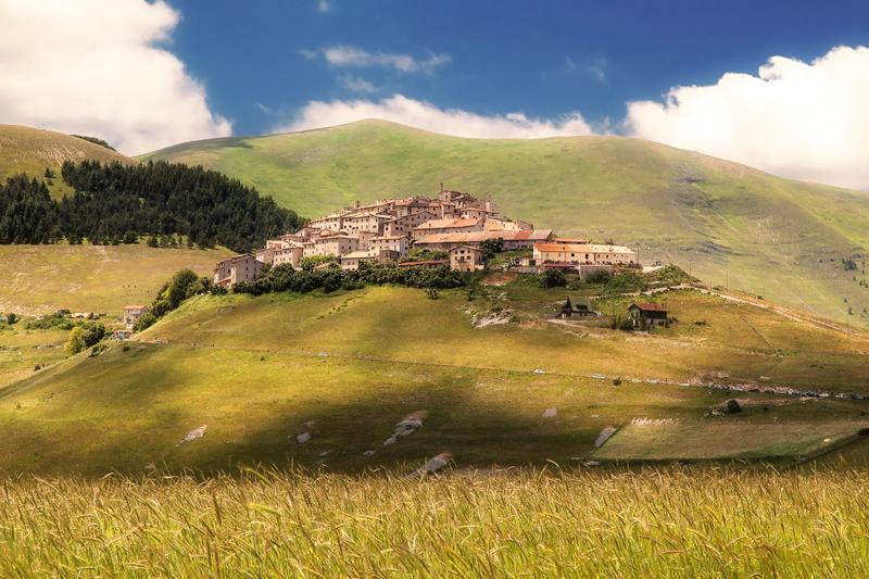 I 20 paesi più belli d'Italia del 2017: Castelluccio di Norcia
