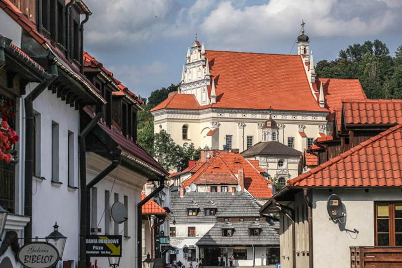 Kazimierz dolny polonia