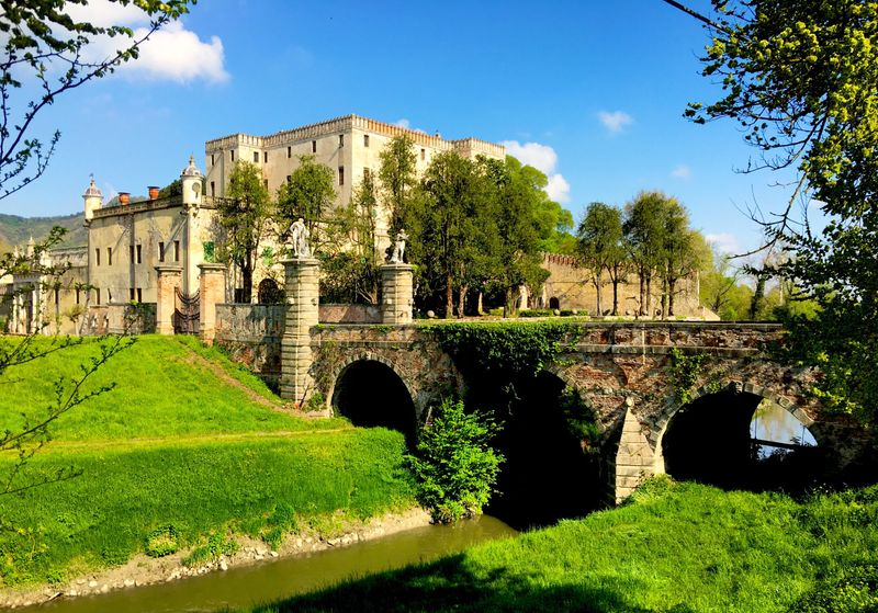 I 20 paesi più belli d'Italia del 2017: Battaglia Terme