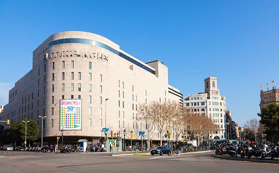 oficinas corte ingles barcelona compras en barcelona with