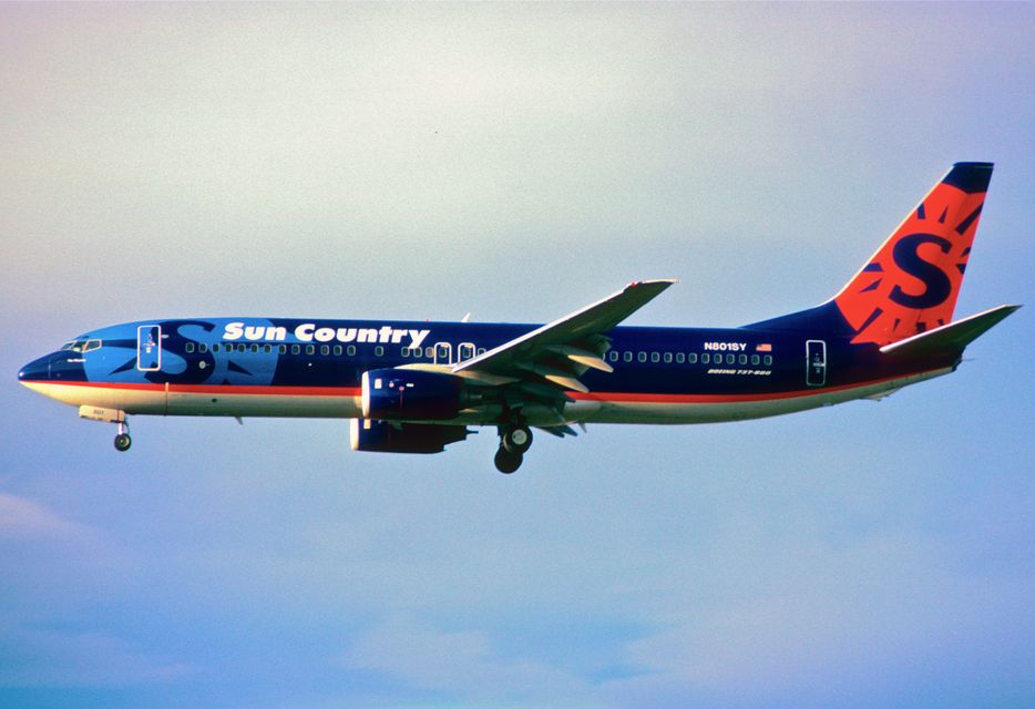 Sun country airlines black friday and cyber monday flight for Black friday flight deals international flights