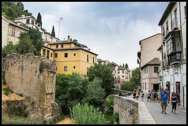 Qué ver en Granada: Paseo de los Tristes
