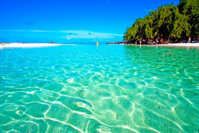 Île aux Cerfs, Île Maurice