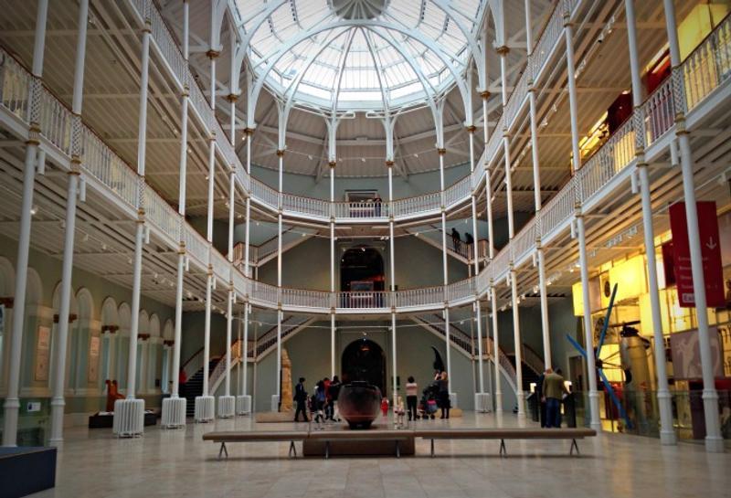 national museum of scotland edimburgh small