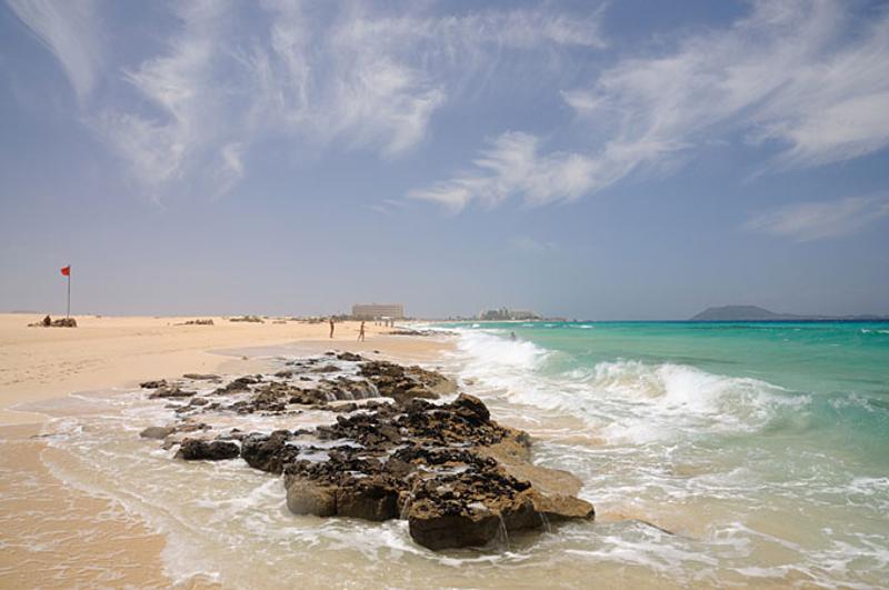 Playa de Corralejo, Fuerteventura