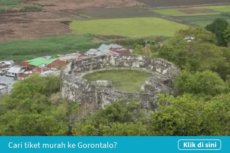 Klik untuk cari tiket pesawat murah ke Gorontalo