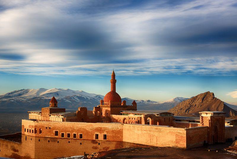 İshak Paşa Sarayı, Doğubeyazıt