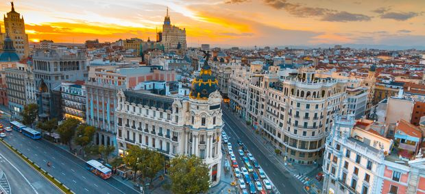 Madrid Airport Hotels