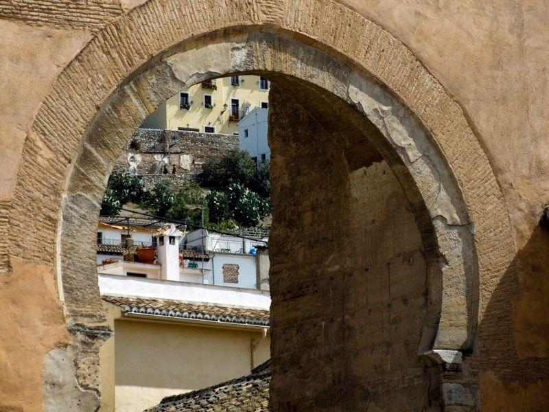 Qué ver en Granada: La Puerta de Elvira