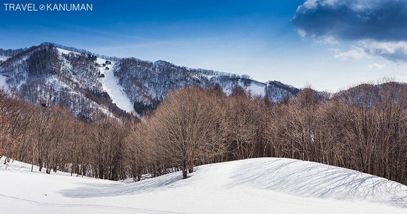 สโนว์ครอสคันทรี่ (Snow Cross Country) ประเทศญี่ปุ่น
