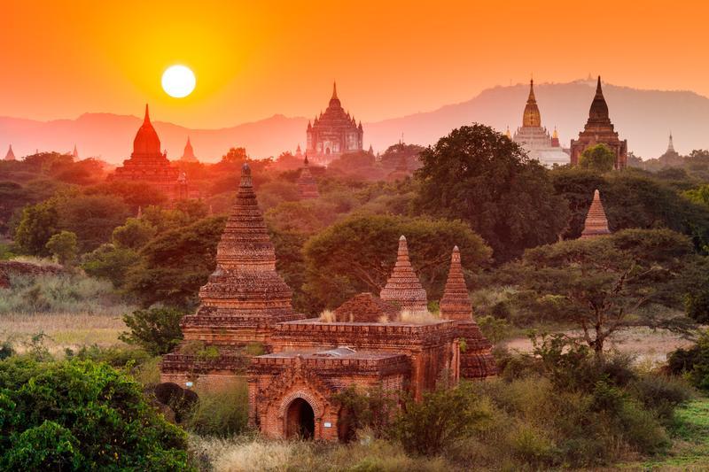 """GỢI Ý NHỮNG ĐIỂM DU LỊCH """"HẤP DẪN"""" Ở MYANMAR"""