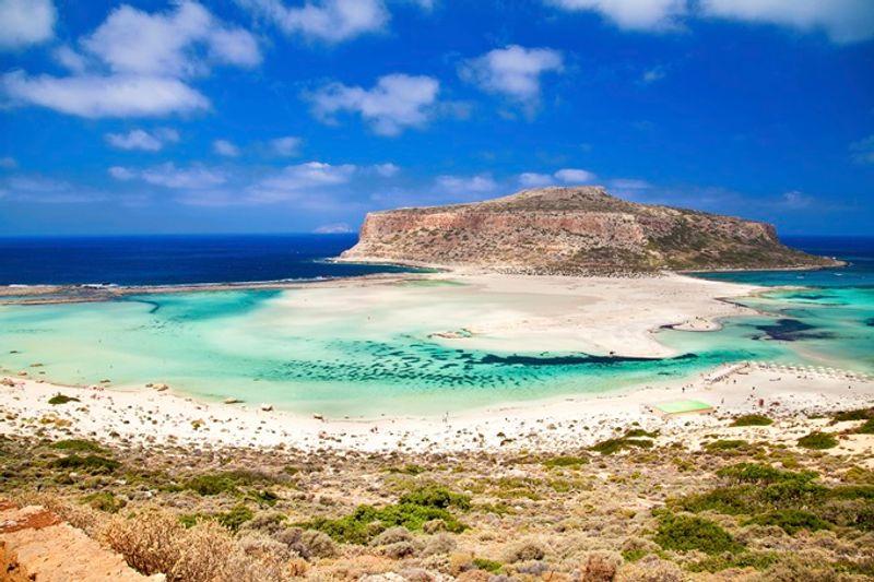 ギリシャの島々の美しいビーチトップ10