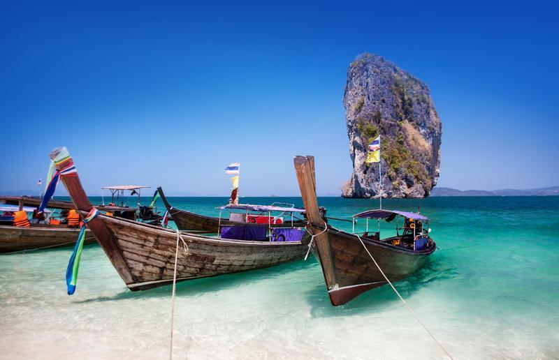 Capodanno al caldo: Phuket