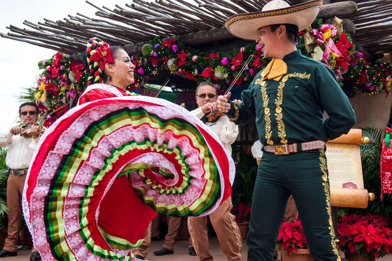 México en Epcot Walt Disney World Orlando