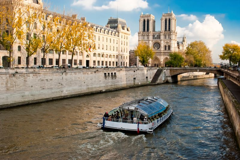 Some of the most popular river cruise companies are based in Europe