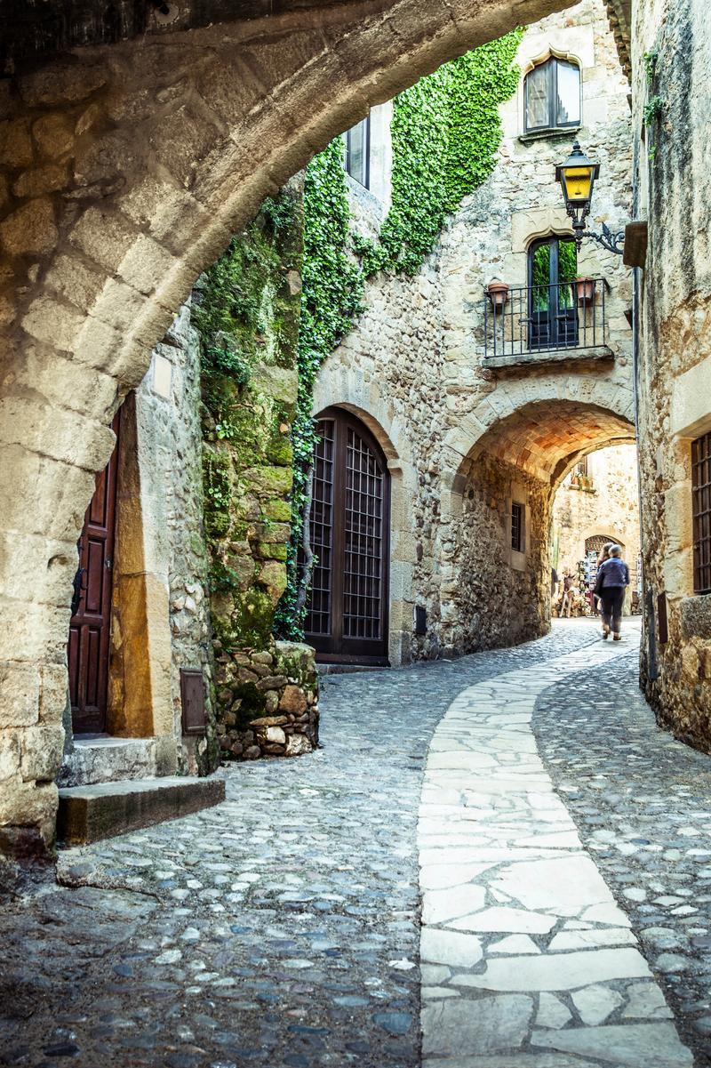 Χιρόνα, Καταλονία