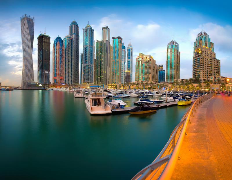 Capodanno al caldo: Dubai
