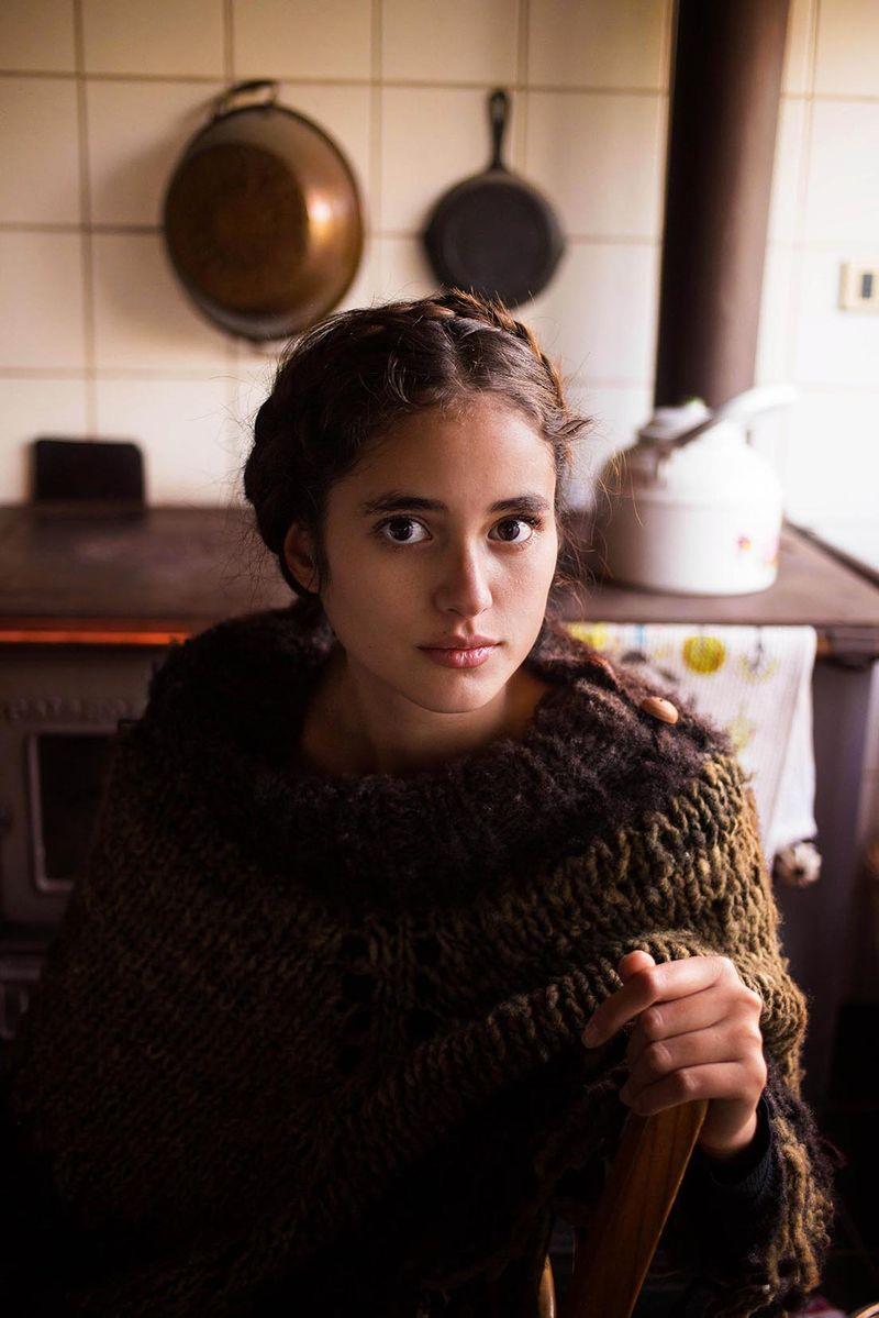 "Девушка из Чили из фотопроекта Михаэлы Норок ""Атлас красоты"""