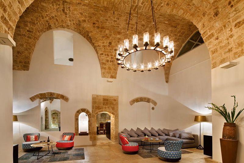 Efendi Hotel Acre Israel
