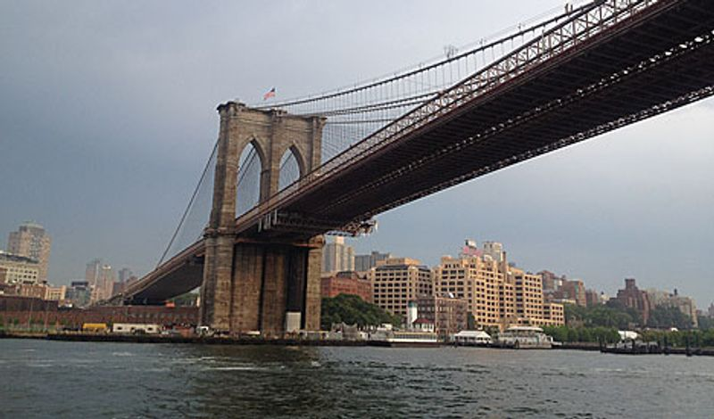 Brooklyn Bridge © Tripbod Craig