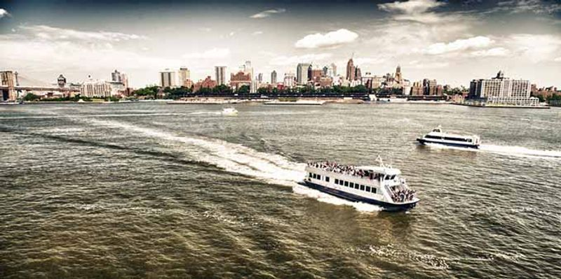 East river ferries New York