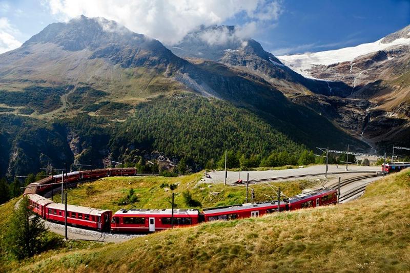 Posti da visitare in Italia: Ferrovia Retica