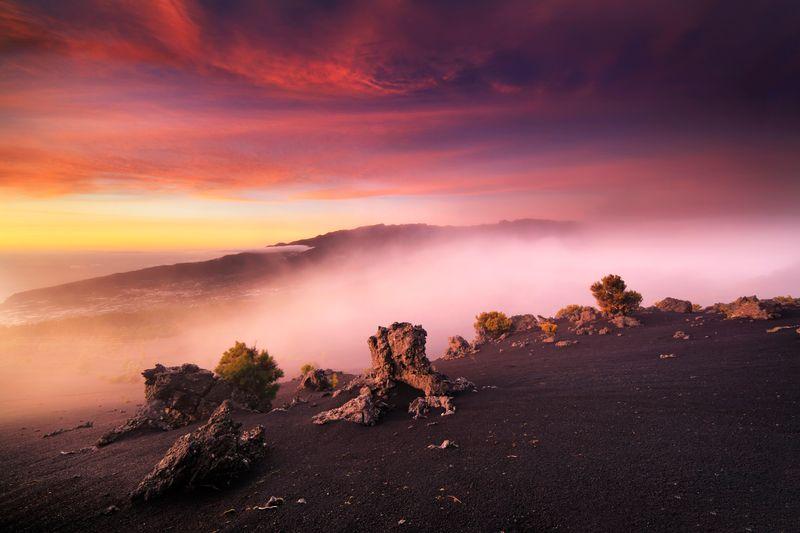 La Palma,una isla para descubrir en coche