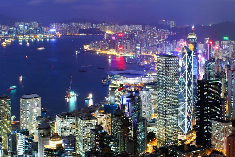 Hồng Kông nổi tiếng là thành phố du lịch sôi động nhất châu Á