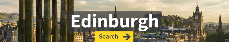 Find cheap flights from Edinburgh