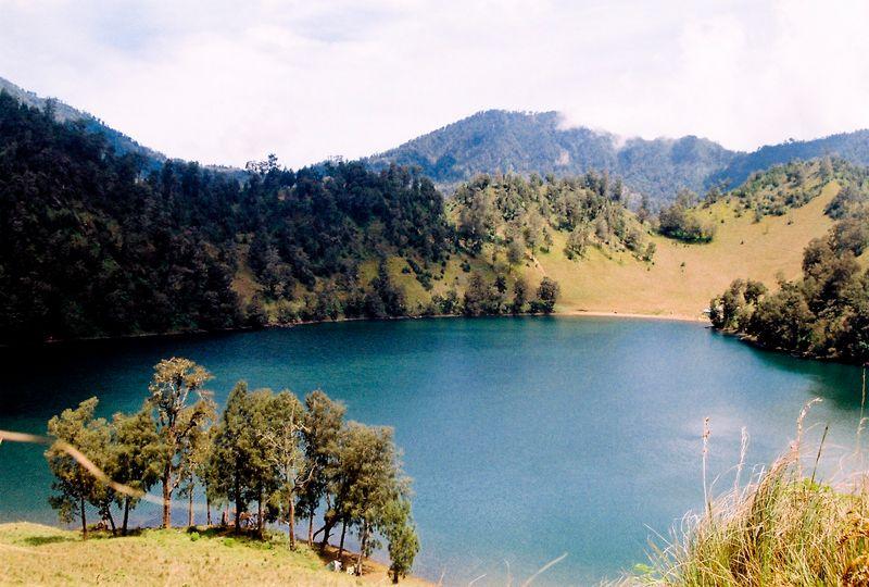 Danau Ranu Kumbolo, Semeru