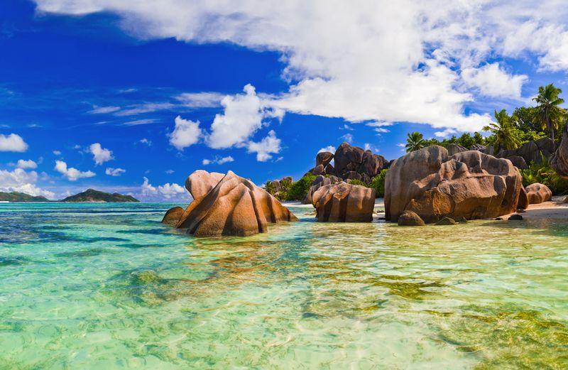 ลา ดีก ประเทศเซเชลส์ (La Digue, Seychelles)