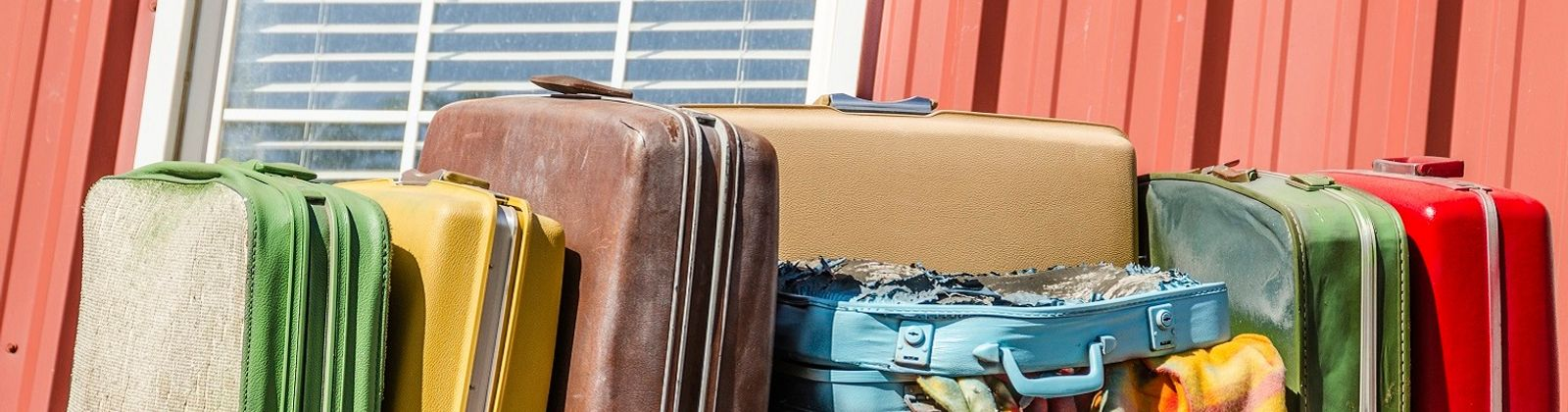 luggage reviewed: 8 suitcases tested to destruction