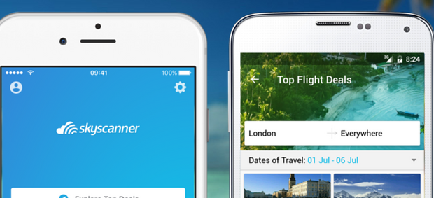We've added hotels and car hire to our flights app