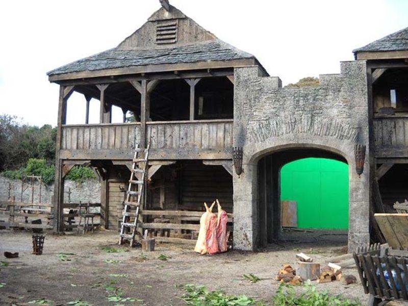 castillo ward en irlanda del norte localización de juego de tronos