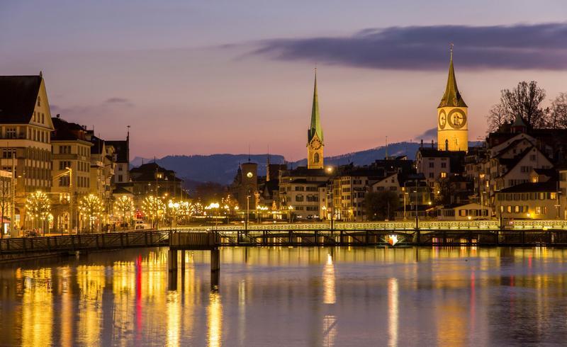Mercatini di Natale più belli d'Europa: Zurigo, Mercatini