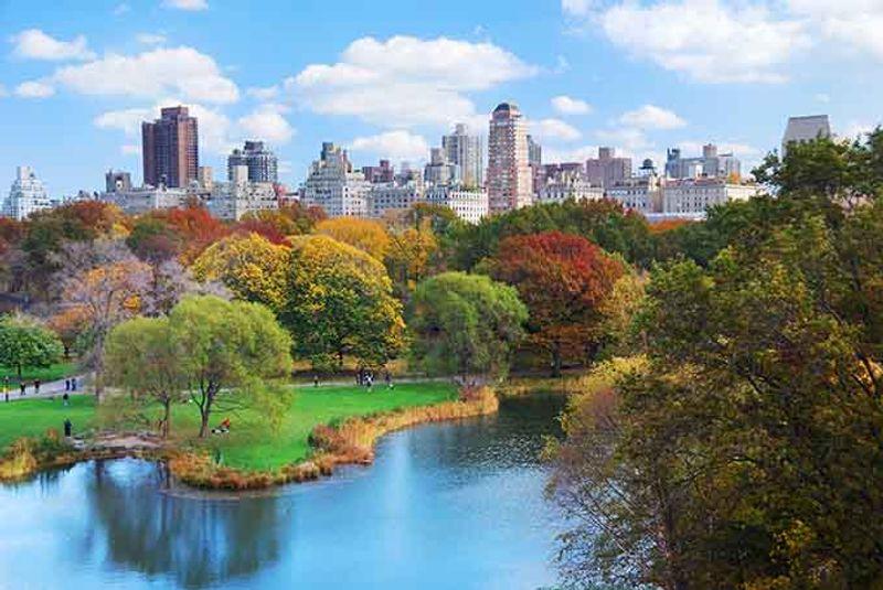 New York Central Park Manhattan