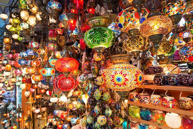 Достопримечательности Стамбула: Большой базар (Гранд-Базар)
