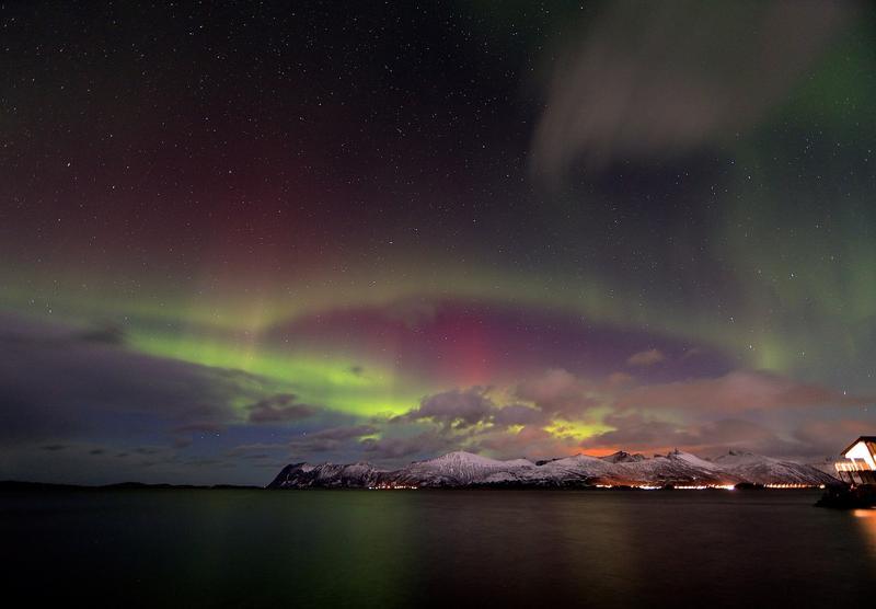 18 città europee da vedere nel 2018: Tromsø