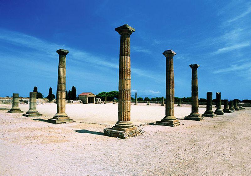 Ruinas romanas de Empúries © ACT / Imagen Más