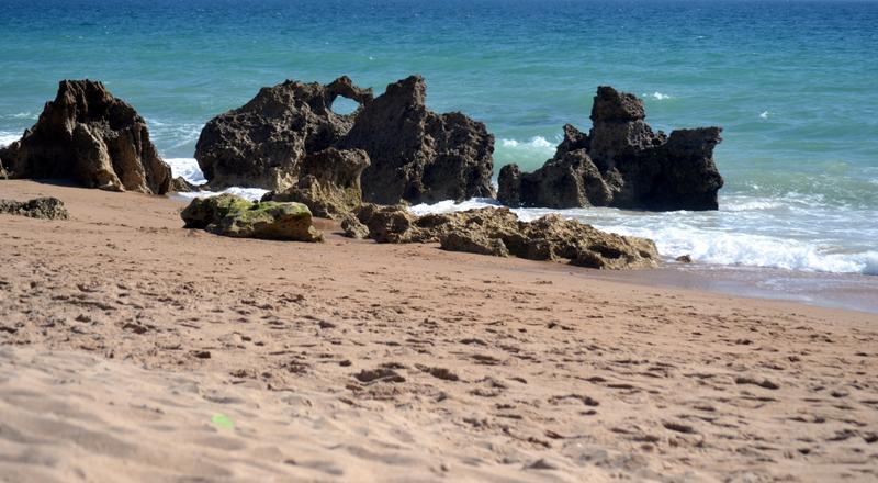 Playa del Faro de Roche, Conil, Cádiz