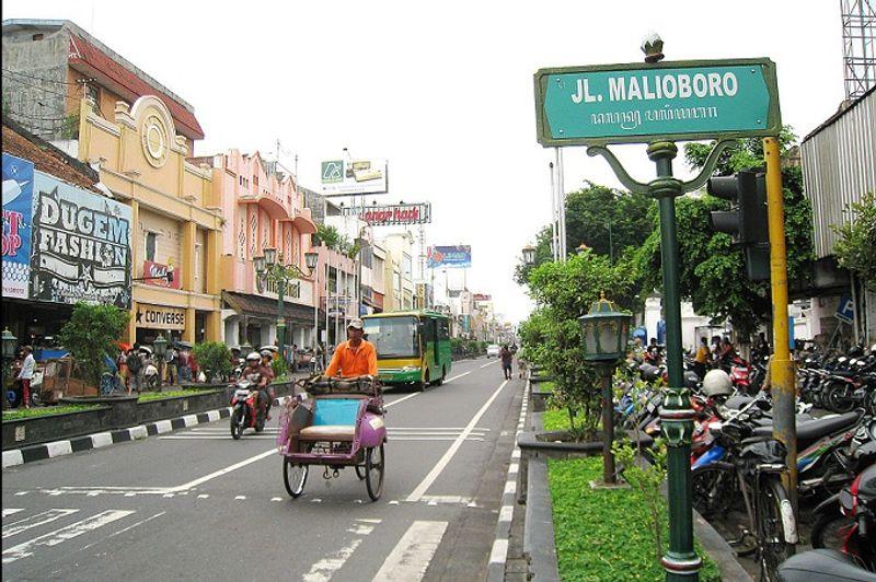 7 Destinasi di Indonesia Untuk Tahun Baru-an Bersama Teman-teman - Yogyakarta