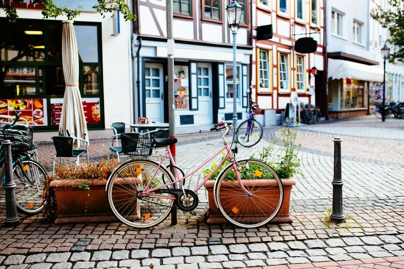 Amsterdam, scorcio di città