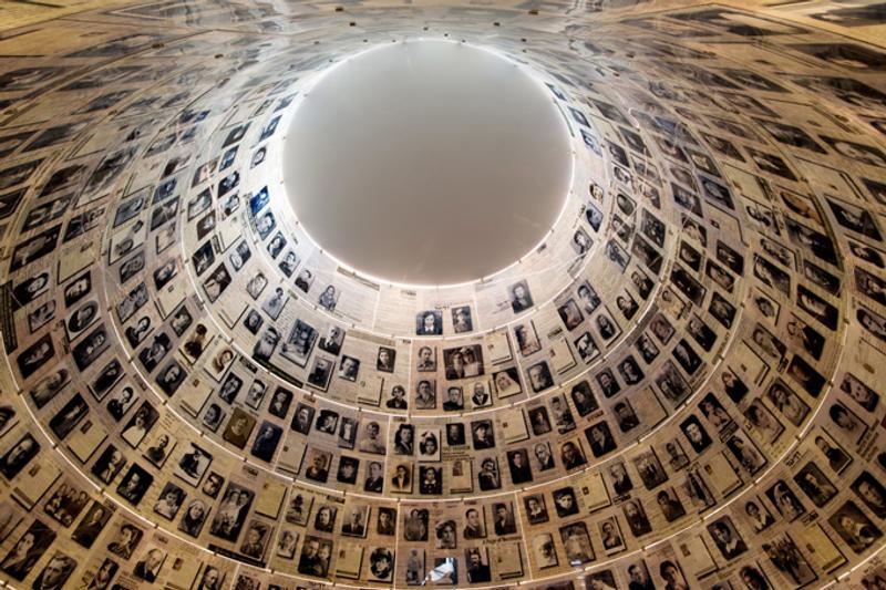 Мемориал Яд ва-Шем в Иерусалиме