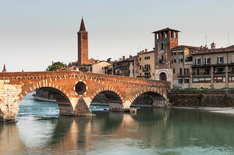 Verona, Cosa vedere: Ponte Scaligero