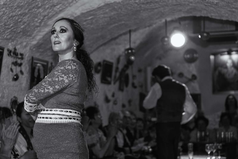 bailar flamenco en granada